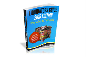 2016 Liquidators Guide