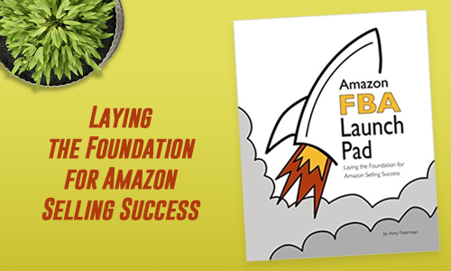 Amazon FBA Launch Pad - Laying the foundation for Amazon Selling Success