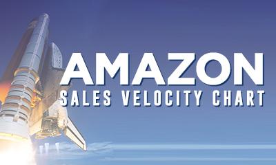 Amazon Sales Velocity Chart