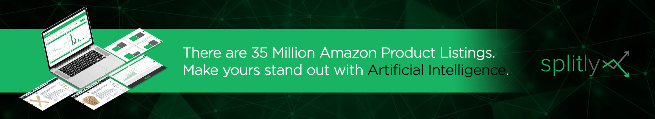 Splitly - There are 35 million amazon product listings. Make yours tsand out with artificial intelligence.