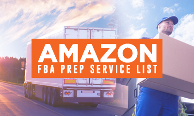 Amazon FBA Prep Service List