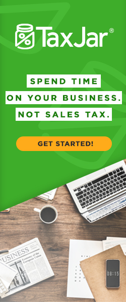 Tax Jar - Spend time on your business. Not sales tax.