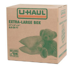 Uhaul Extra Large Box