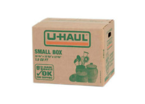 uhaul small box