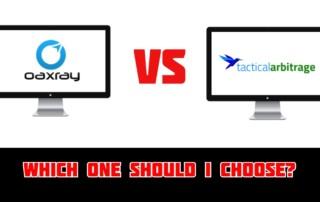 OAXRAY vs Tactical Arbitrage