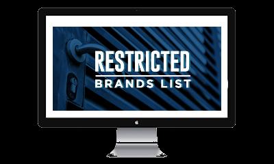 Amazon Restricted Brands
